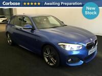 2015 BMW 1 SERIES 116d M Sport 5dr