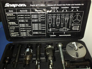 A/c clutch puller kit snap-on ACT1300a Gatineau Ottawa / Gatineau Area image 1