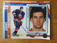 John Tavares New York Islanders 10 x 8 Studio Type Photo