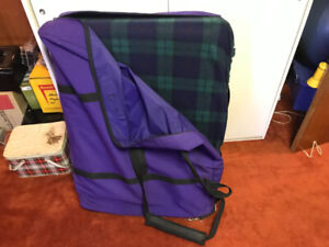 Massage - Table for Sale - portable with bag.