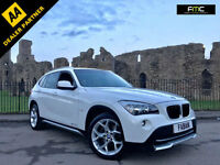 2010 BMW X1 2.0TD xDrive20d SE **RED HEATED LEATHER - FULL HISTORY**