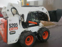 Bobcat/Dump Trailer for Hire