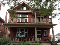 Nice 4-bedroom student house - super close to Laurier!