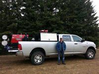 2014 Dodge Power Ram 2500 Pickup Truck with Welding Machine