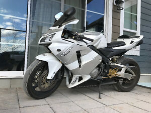 2006 Honda CBR 600rr (not running)