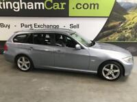 2011 61 BMW 3 SERIES 2.0 320D EXCLUSIVE EDITION TOURING 5D 181 BHP DIESEL