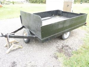 6' x 8' UTILITY TRAILER FOR SALE