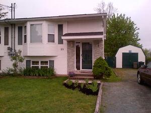 Elmsdale, 3 Bedroom Semi, Fenced in Back Yard