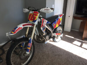 VERY CLEAN 2003 Honda Cr250r