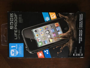 iPhone 4+/4S Lifeproof Case