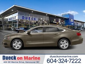 2019 Chevrolet Impala LT  - Leather Package - Leather Seats