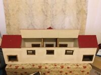 3 Dolls House Stables, see pictures sell £30