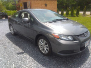 2012 Honda civic trade for truck