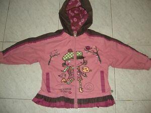 manteau de printemps Clément - 3 ans