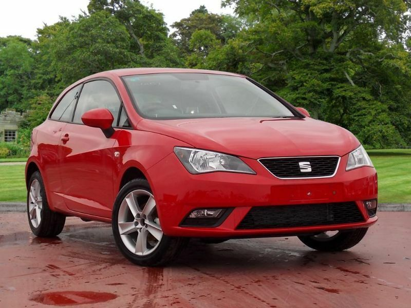 seat ibiza 1 4 16v 85ps toca red 2015 in county antrim gumtree. Black Bedroom Furniture Sets. Home Design Ideas