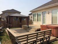 AFFORDABLE QUALITY DECK & FENCE STAINING & PAINTING 204-295-6685