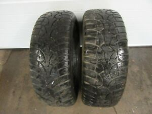 2 215/65R16 Continental Conti 4x4 Contact Winter tires