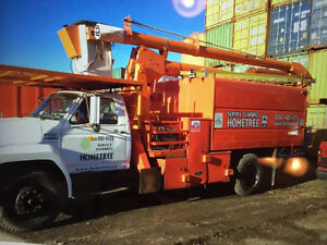 Camion Nacelle - Bucket Truck