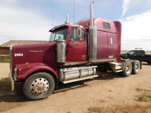 2001 WESTERN STAR T/A TRACTOR