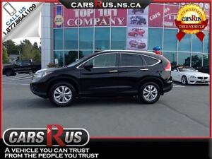 2014 Honda CR-V TOURING  FINANCE AND GET FREE WINTER TIRES!