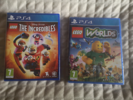 New PS4 / PS5 games still wrapped