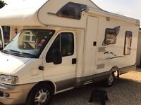 Wanted motor home,campervan possibly caravan, any age model mileage or condition c