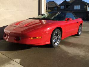 1995 Pontiac Firebird with V8 LT1 engine