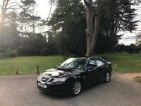 2010/10 Saab 9-3 1.8 Turbo Liner SE 4 Door Saloon Black