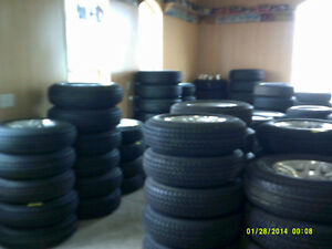 ALL SIZES OF TRAILER RIMS AND TIRES AVAILABLE! London Ontario image 3
