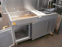 Refrigerated Bakers Table,  #783-14