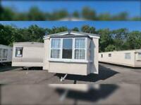 Static caravan Atlas Oakwood 37x12 2bed DG/CH - Free UK delivery.