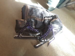 Vintage Speed Skates in good condition