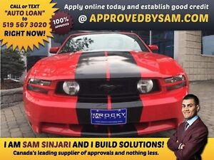 GT STANG - HIGH RISK LOANS - LESS QUESTIONS - APPROVEDBYSAM.COM Windsor Region Ontario image 4