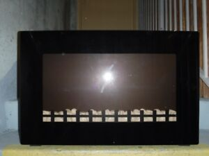 Paramount Tokyo Wall Mount Electric Fireplace