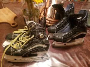 Mission Hockey Skates, Size 5 and 6