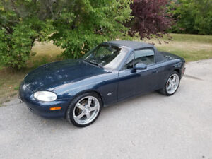 1999 Mazda MX-5 Miata M-Edition, NEW TIRES, NEW BRAKES!