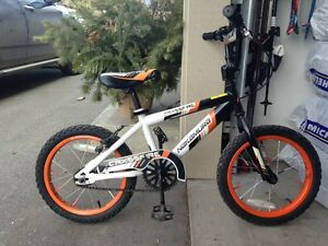 Kids BMX with 16 inch wheels