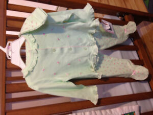 "9month ""Little Me"" pant set"