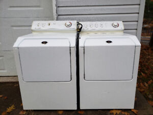 Maytag Neptune Washer/Dryer set