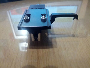 Sansui Turntable Headshell with Ortofon FF15 Cartridge