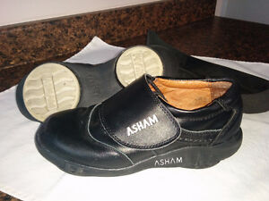 ASHAM Slam Ultra Lite Curling Shoes   Size 6 Youths