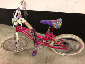 Girl bicycle for sale