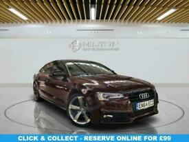 image for 2015 Audi A5 2.0 SPORTBACK TDI BLACK EDITION PLUS 5d 175 BHP Hatchback Diesel Au
