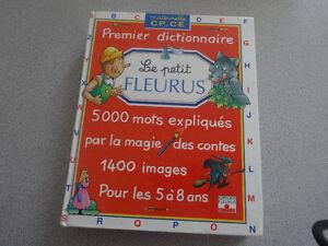 Le petit Fleurus - Premiere dictionnaire