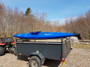 R-5 and Voyageur kayaks for sale