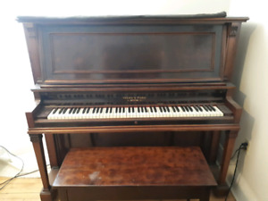 Ivers and Pond Upright piano