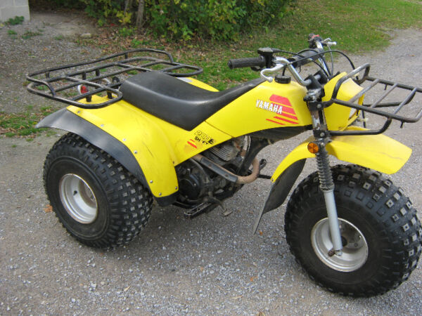 Used 1984 Yamaha 200E