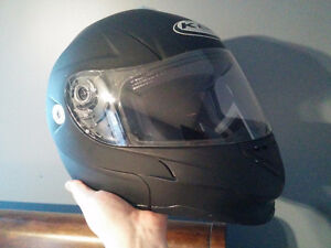KBC Motorcycle Helmet & Tourmaster Series 2 Jacket $230obo