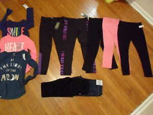 Never worn size 8 girl lot
