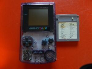 GAMEBOY COLOR AND 16 IN 1 GAME